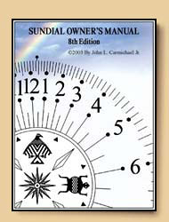 Sundial Owner's Manual